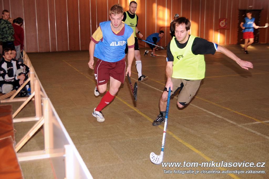 Florbalová liga Severu - 1. turnaj